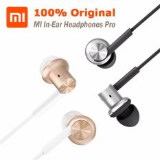 Harga Xiaomi Handsfree Piston Iv Hybrid Dual Drivers Mi In Ear Headphones Pro Original Silver Seken