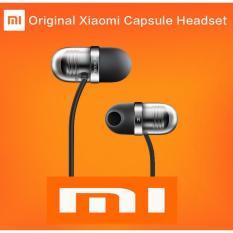 Xiaomi Headset Capsules Piston Air In Ear Earphone Hitam Diskon Dki Jakarta