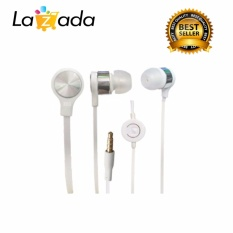 Beli Xiaomi Headset Handsfree Hi Fi Music For Android Stereo Handsfree Putih Xiaomi Asli