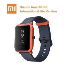 Promo Xiaomi Huami Amazfit Bip Lite Version Smart Watch Versi International Orange Amazfit Terbaru