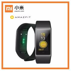 Jual Xiaomi Huami Amazfit Cor Color Ips Touch Screen 5Atm Waterproof Smart Bracelet With Heartrate Sensor Global Version English Satu Set
