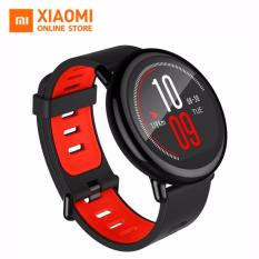 Ulasan Tentang Xiaomi Amazfit Smartwatch International Version With Gps And Heart Rate Sensor 100 English Version Hitam