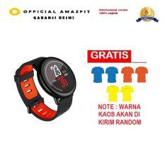 Tips Beli Xiaomi Huami Amazfit Smartwatch Sport International Version Hitam Free Kaos Olahraga Yang Bagus