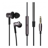 Miliki Segera Xiaomi Hybrid Dual Drivers Earphones Piston 4 Mi In Ear Headphones Pro Black