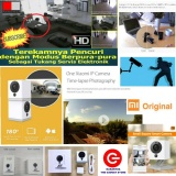 Jual Xiaomi Ip Cam Full Hd 1080P Xiao Fang Cctv Smart Square Xiaofang Original