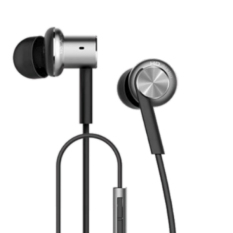 Jual Xiaomi Iron Hybrid 4Thgen Mi Earphone Hd Audio Original Dual Balanced Armature