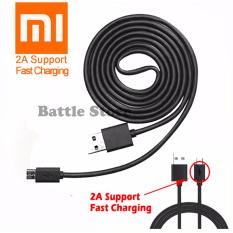 Xiaomi Kabel Data 2A Micro USB Support Fast Charging - Original