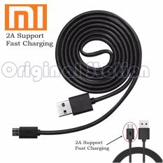 Xiaomi Kabel Data Micro USB 2A Support Fast Charging - Original