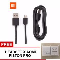 Promo Xiaomi Kabel Data Micro Usb Fast Charge Original Free Headset Xiaomi Piston Pro Akhir Tahun