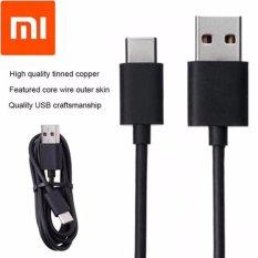Xiaomi Kabel Data Type C Original for Mi 4C / Mi 5 / Mi Pad 2 - Hitam