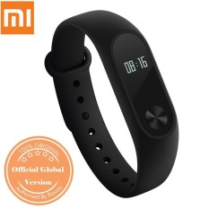 XIAOMI Mi Band 2 International Version Black Original