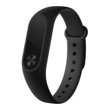 Jual Xiaomi Mi Band 2 Smart Bracelet With 42 Oled Display Touch Key Control Heart Rate Monitor Hitam Original