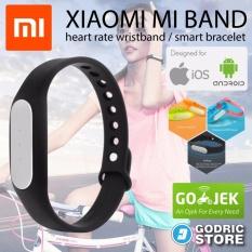 Spesifikasi Xiaomi Mi Band Hitam Original Xiaomi