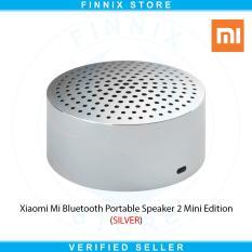 Jual Xiaomi Mi Bluetooth Speaker Mini Edition Silver Di Bawah Harga