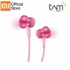 Spesifikasi Xiaomi Mi In Ear Headphones Basic Pink Baru