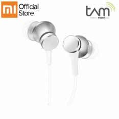 Jual Xiaomi Mi In Ear Headphones Basic Silver Di Bawah Harga