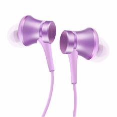 Beli Xiaomi Mi In Ear Headphones Basic Ungu Xiaomi Murah
