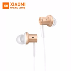 Harga Xiaomi Mi Iv Hybrid Dual Drivers Earphones In Ear Headphones Seken