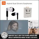Daftar Harga Xiaomi Mi Iv Hybrid Dual Drivers Headset Earphone Handsfree In Ear White Xiaomi