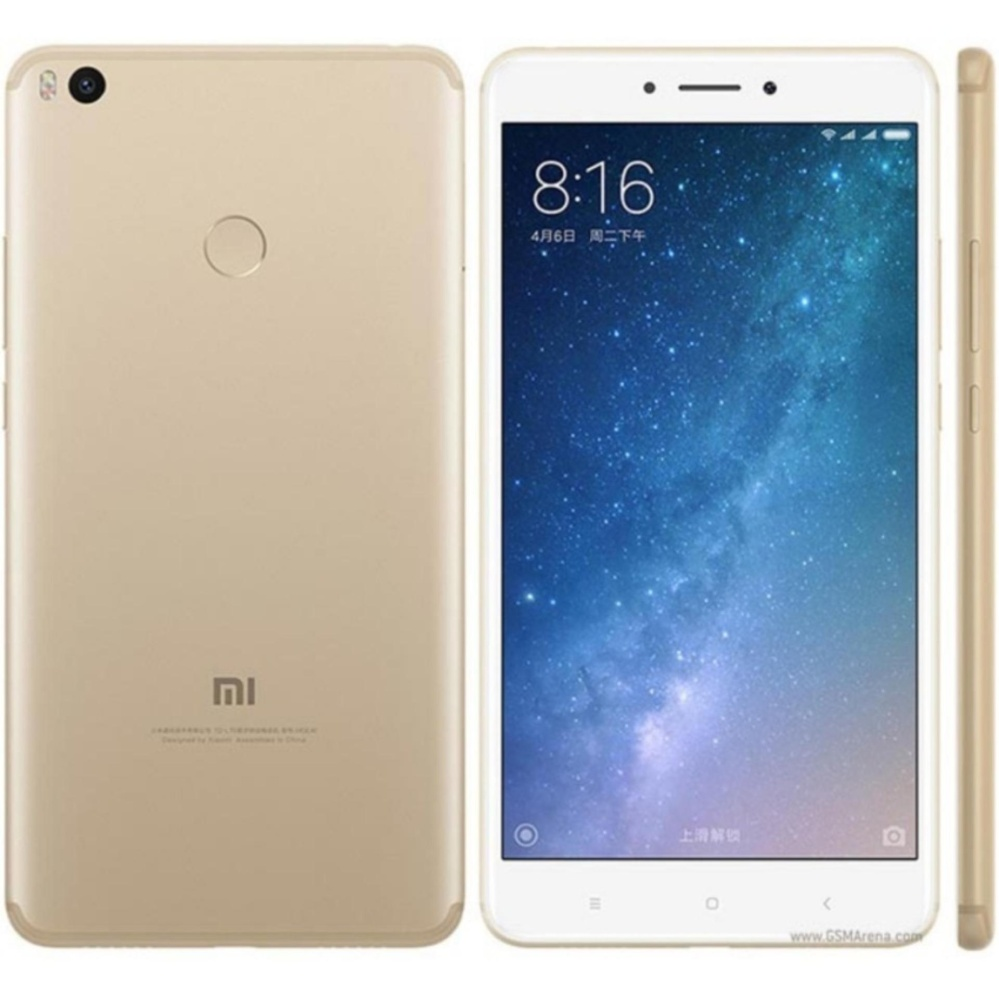 Review Toko Xiaomi Mi Max 2 Ram 4 64 Gb Gold Online