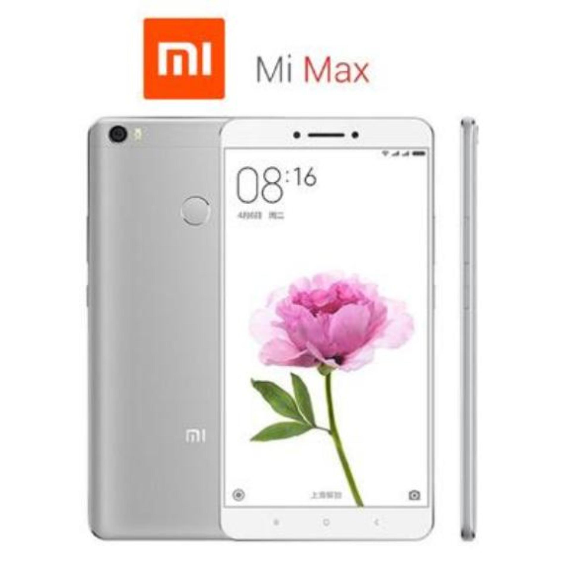 Katalog Xiaomi Mi Max Ram 4Gb 128Gb Grey Xiaomi Terbaru