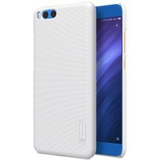 Xiaomi Mi Note 3 Tekstur Cembung Cekung Buah Pelindung Case Sampul Belakang (Putih)-Internasional