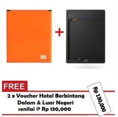 Toko Xiaomi Mi Original Battery And Desktop Charger For Redmi 1S Redmi 2 Yang Bisa Kredit