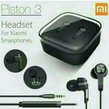 Spesifikasi Xiaomi Mi Piston 3 Black Or White Edition In Ear Headset Earphone Bagus