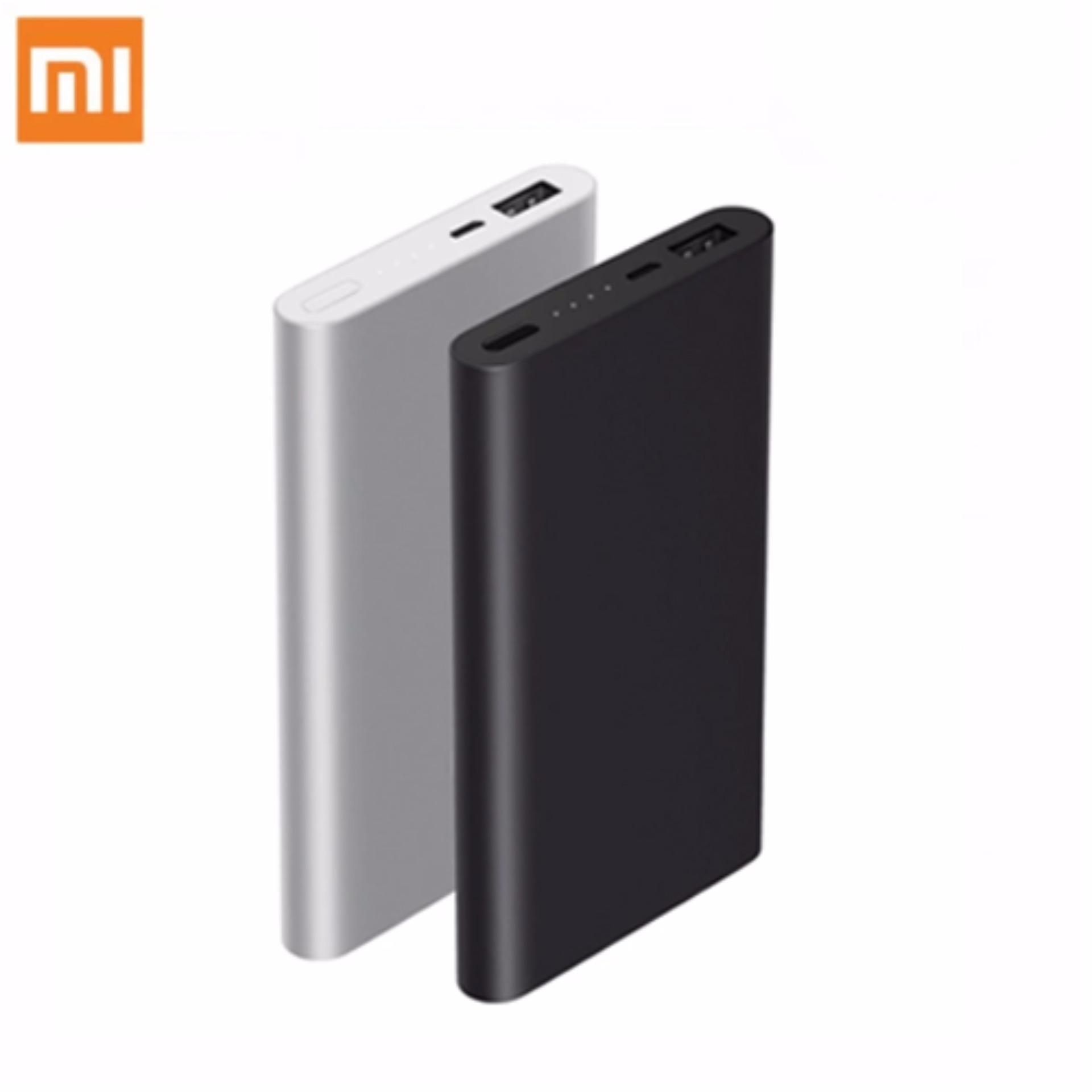 Spesifikasi Xiaomi Mi Power Bank 10 000Mah 2 Fast Charging Generasi 2 Hitam Yang Bagus