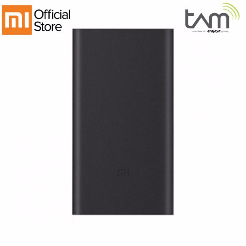 Xiaomi Mi Power Bank 10000mAh - Hitam