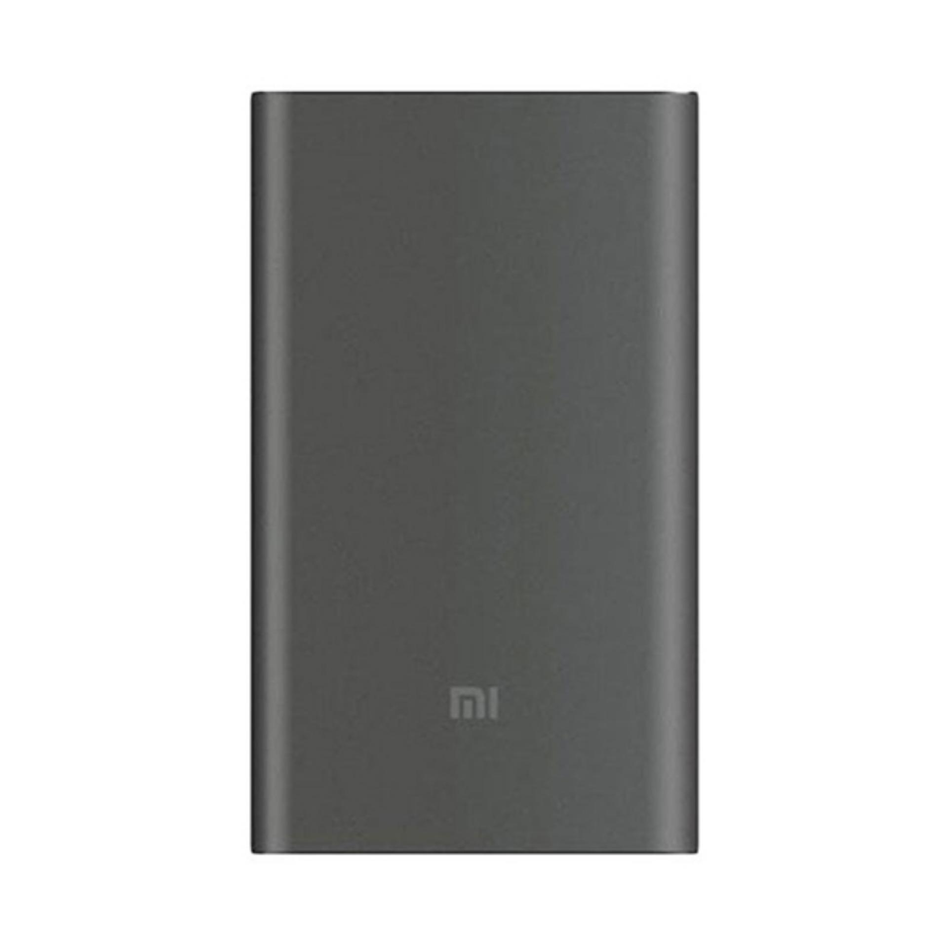 Xiaomi Mi Power Bank 2 10.000mAH Fast Charge Original - Hitam