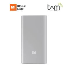 Xiaomi Mi Power Bank 5000mAh - Silver