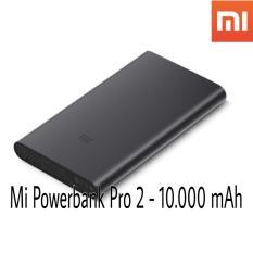 Harga Xiaomi Mi Power Bank Pro 2 Original 10000 Mah Black Seken