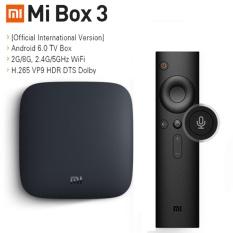 MI TV Kotak 3 Android 6.0 Film Wifi Google Cast Netflix Red Bull Media Player Set-Top Box Xiaomi