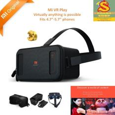 Spesifikasi Xiaomi Mi Vr Play 3D Virtual Reality Glasses Black Yang Bagus