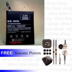 Harga Xiaomi Mi5S Bm36 Original Battery Mah 3100 Xiaomi Piston Origin