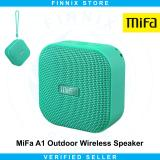 Jual Beli Online Xiaomi Mifa A1 Wireless Bluetooth Speaker Ipx6 Water Resistant With Micro Sd Slot Light Blue Mint Green
