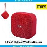 Beli Xiaomi Mifa A1 Wireless Bluetooth Speaker Ipx6 Water Resistant With Micro Sd Slot Red