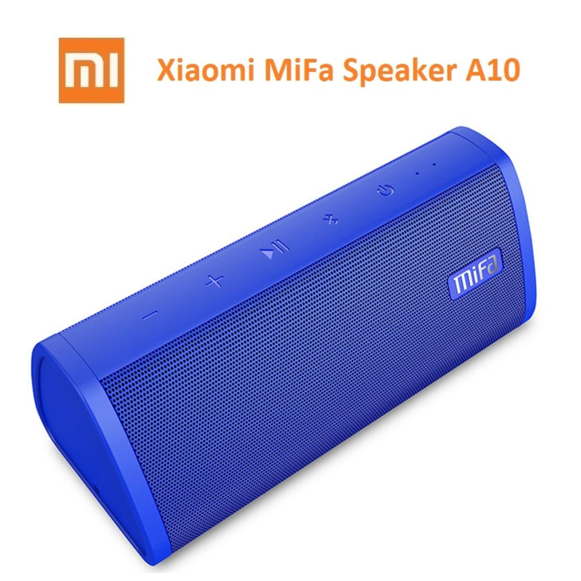 Harga Xiaomi Mifa A10 Bluetooth Portable Speaker With Micro Sd Slot With Bass 10W Water Resist Ipx5 Biru Dki Jakarta