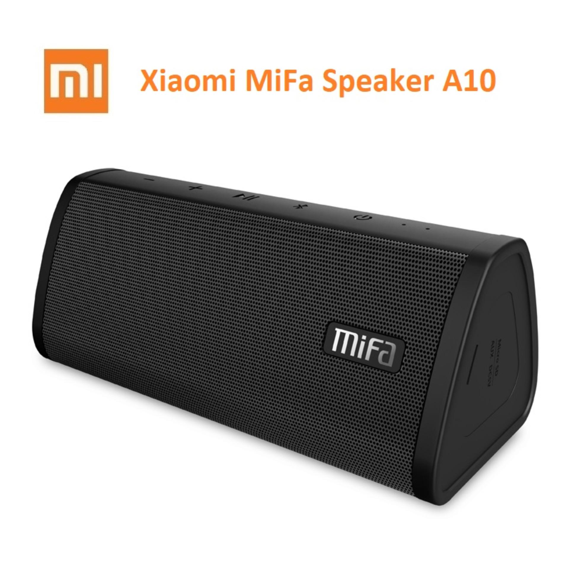 Xiaomi Mifa A10 Bluetooth Portable Speaker With Micro Sd Slot With Bass 10W Water Resist Ipx5 Hitam Dki Jakarta