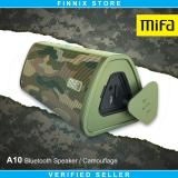 Spesifikasi Xiaomi Mifa A10 Stereo Bluetooth Speaker Ipx45 Dust And Water Resistant Army Green Camo Beserta Harganya