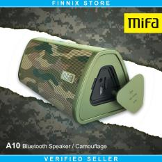 Xiaomi Mifa A10 Stereo Bluetooth Speaker Ipx45 Dust And Water Resistant Army Green Camo Mifa Murah Di Dki Jakarta
