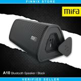 Situs Review Xiaomi Mifa A10 Stereo Bluetooth Speaker Ipx45 Dust And Water Resistant Black