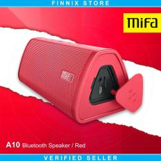 Xiaomi Mifa A10 Stereo Bluetooth Speaker IPX45 Dust and Water Resistant - Red