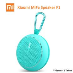 Jual Xiaomi Mifa F1 Outdoor Waterproof Ipx4 Bluetooth Portable Speaker With Micro Sd Slot Biru Murah Dki Jakarta