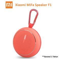 Diskon Xiaomi Mifa F1 Outdoor Waterproof Ipx4 Bluetooth Portable Speaker With Micro Sd Slot Pink Xiaomi