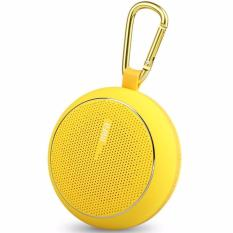 Tips Beli Xiaomi Mifa F1 Outdoor Waterproof Ipx4 Bluetooth Portable Speaker With Micro Sd Slot Yellow Yang Bagus