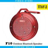 Diskon Besarxiaomi Mifa F10 Outdoor Bluetooth Speaker Ipx6 Water Resistant Red