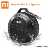 Xiaomi Mifa F10 Outdoor Waterproof Ipx5 Bluetooth Portable Speaker Grey Xiaomi Diskon