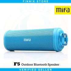 Harga Xiaomi Mifa F5 Outdoor Bluetooth Speaker With Micro Sd Slot Blue Baru Murah